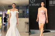 Hoa hậu Tiểu Vy lọt top 32 Top Model Miss World 2018