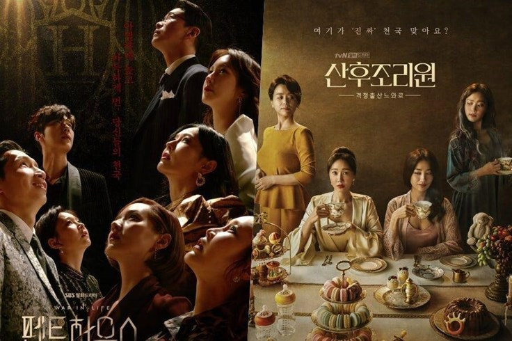 """The Penthouse"" của Kim So Yeon, ""Birthcare Center"" tăng rating"