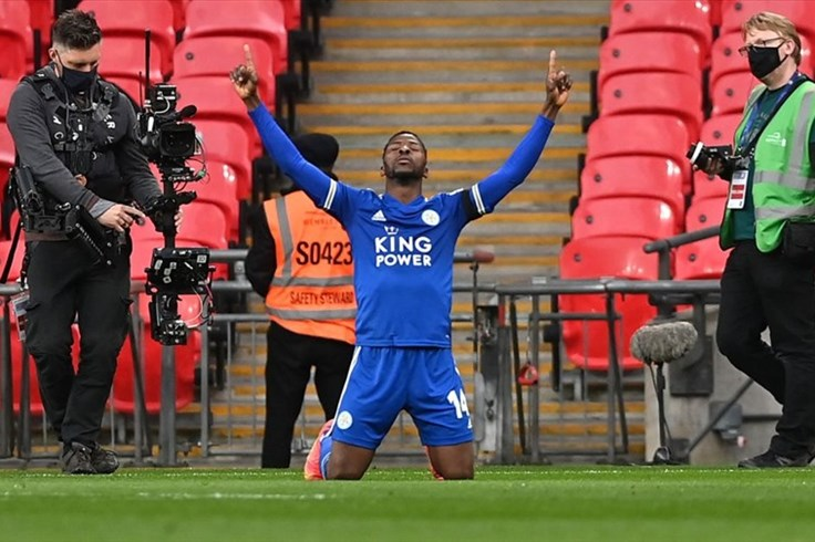 Highlights bán kết FA Cup: Leicester City 1-0 Southampton