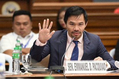 Vo si Manny Pacquiao tranh cu Tong thong Philippines vao nam 2022